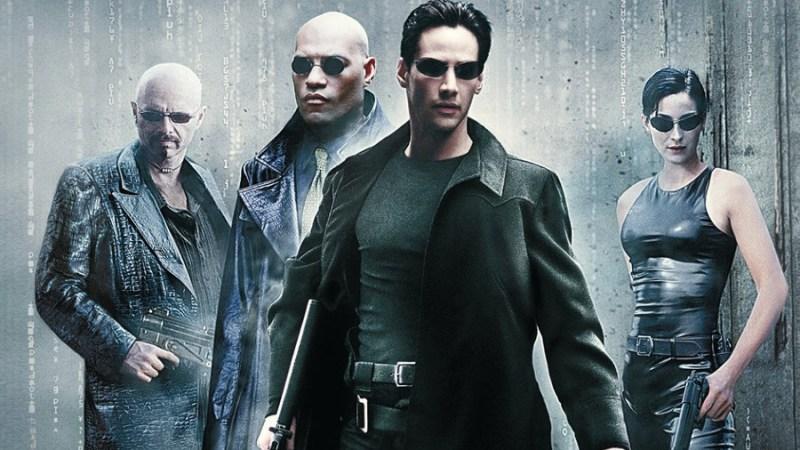 Clássicos   Matrix (1999)