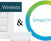 Caseta Wireless adds support for Samsung SmartThings