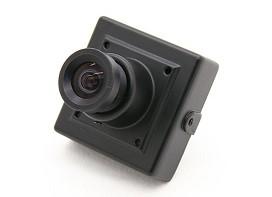 Черно белая минохромная мини камера РК-400КС