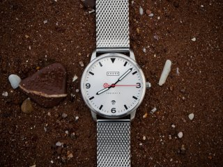 Shore Thing Photographing Watches