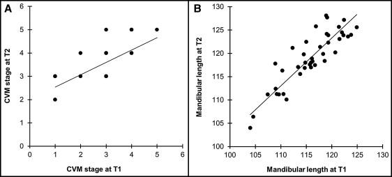 Cervical Vertebral Bone Mineral Density Changes In