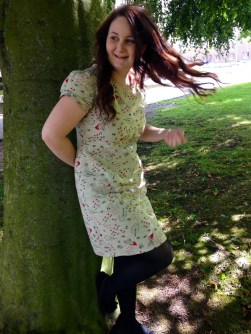 Tilly and the Buttons - Megan Dress - Love at First Stitch