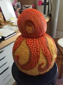 octopumpkin right front
