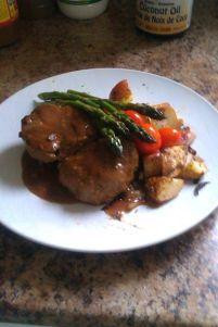 Salsbury Steak