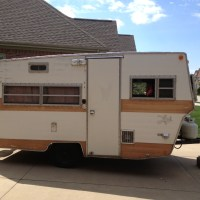 Vintage Camper Dreams Do Come True!