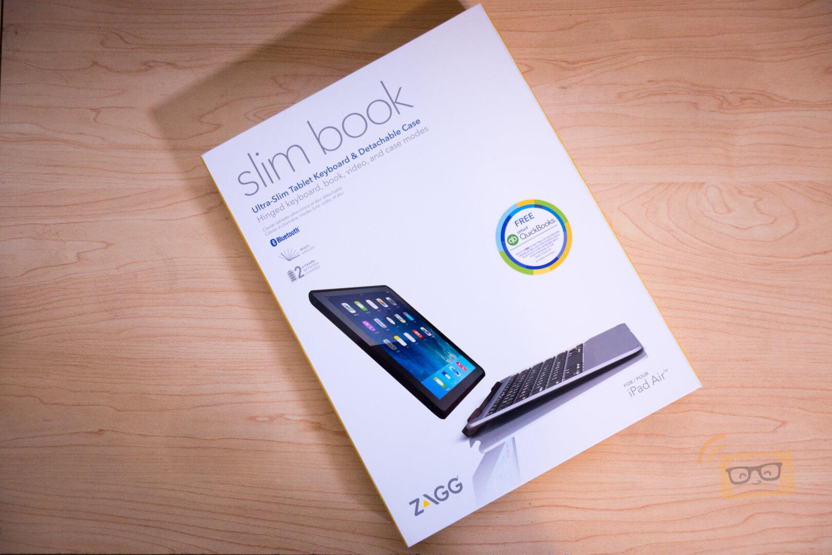 Review Zagg Slim Book Pocket Insider