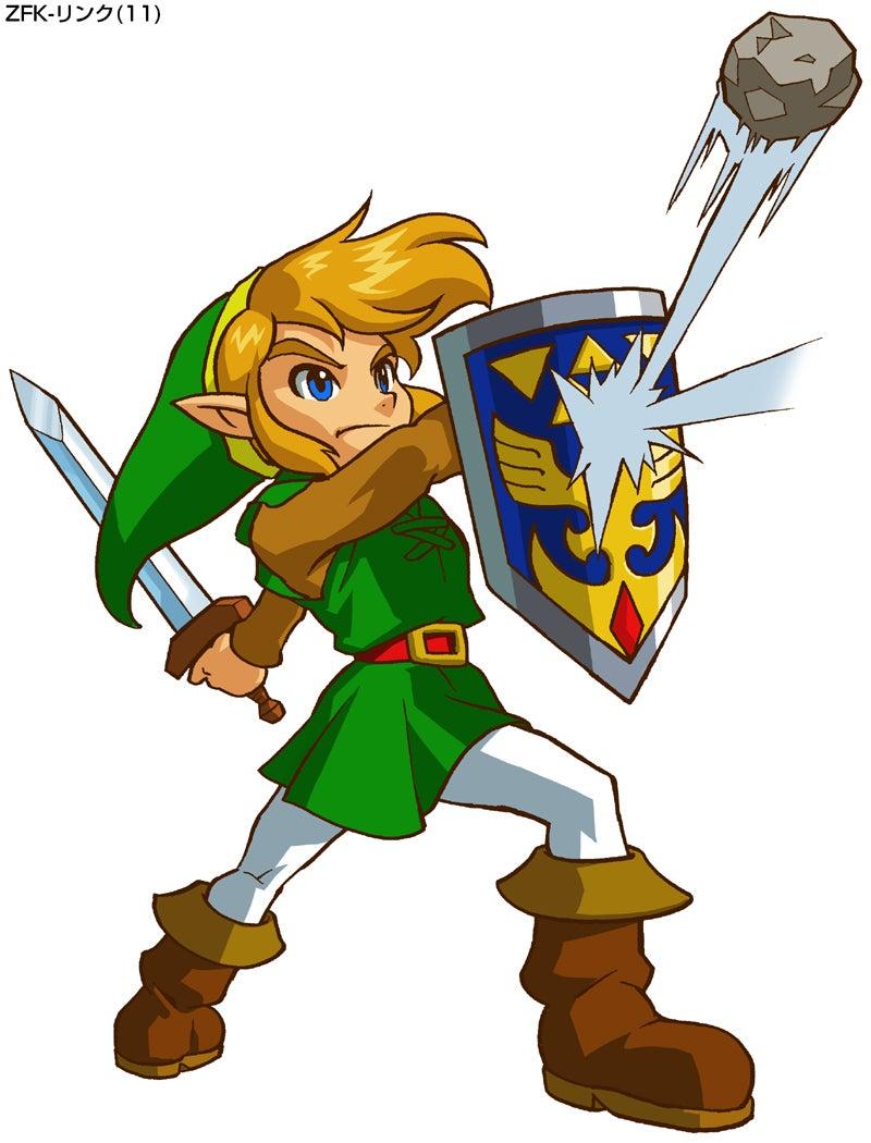 Legend Of Zelda Oracle Art IGN