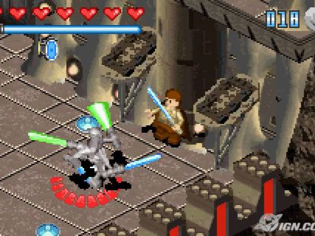 Lego Star Wars The Video Game Ign