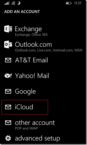 Sync Yahoo contacts1