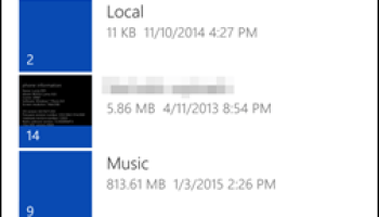 Add a PIN Code to the OneDrive App for Windows Phone | PocketPrimer