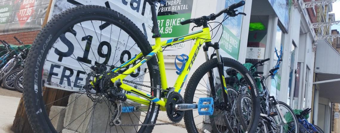 Jim Thorpe Bike Rentals