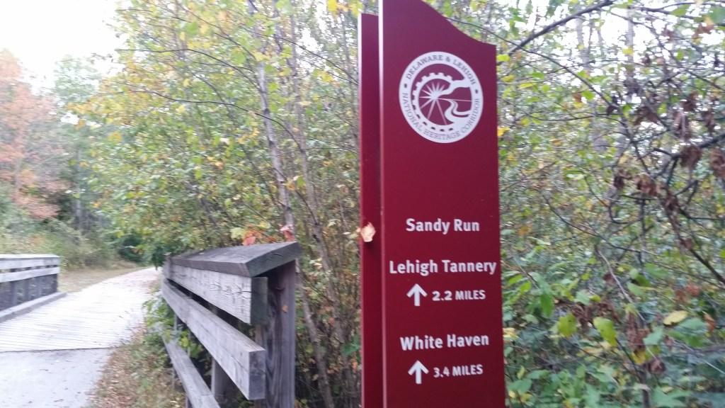Lehigh Gorge Trail