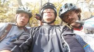 Fall Foliage Mountain Biking