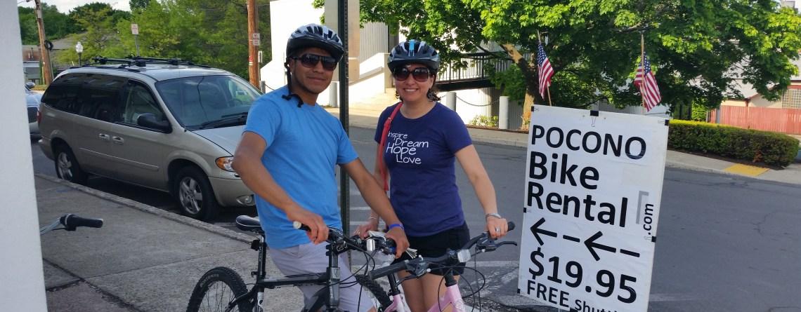 Pocono Bike Rentals