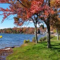 Fall Foliage Peak Predicted for Poconos