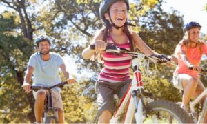 Top 5 Things to do for the 4th of July - Pocono Bike Rental Family Pocono Biking Fun on the Lehigh Gorge Trail