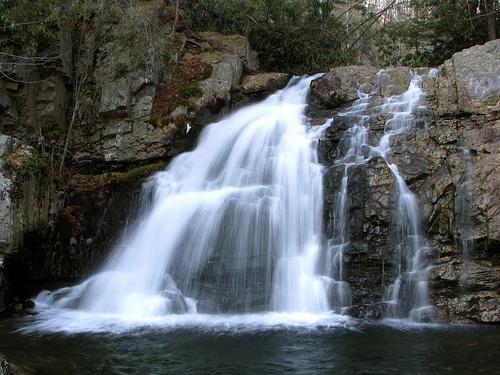 Hawk Falls Hickory Run State Park Poconos PA