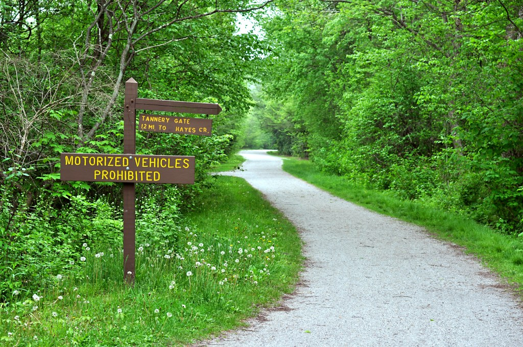 Lehigh Gorge Trail Tannery Access