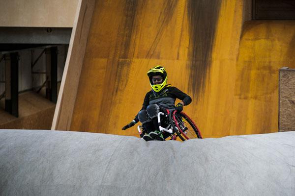 Lorraine skatepark