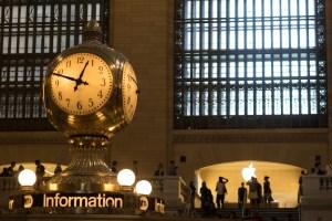 Grand Central Station - Początkujący Fotograf