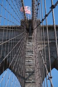 Brooklyn Bridge - Początkujący Fotograf