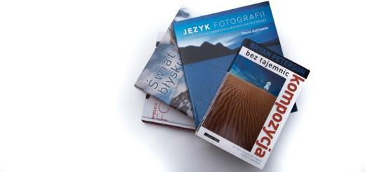książki dla początkującego fotografa