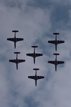 Jak fotografować samoloty
