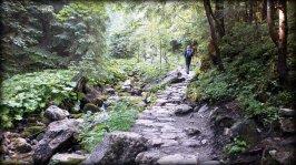 Dolina Strążyska - lipiec 2012