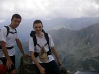 Na Kozim Wierchu (2291 m n.p.m.) - 5 sierpnia 2013
