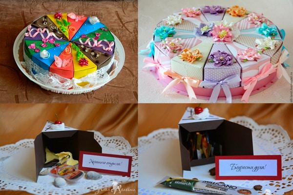 Қағаз торттары