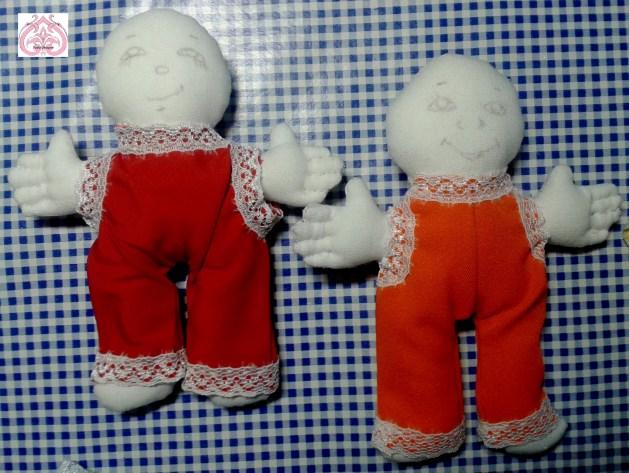 Кружева для комбинезонов кукол мальчиков