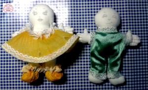 Одежда кукол.