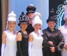 Шляпы для артистов и кукол.