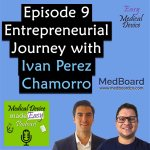 Ivan Perez Chamorro Medboard - Podcast episode Medical Device Entrepreneurial journey