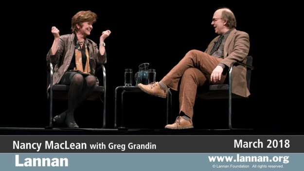 Nancy MacLean with Greg Grandin