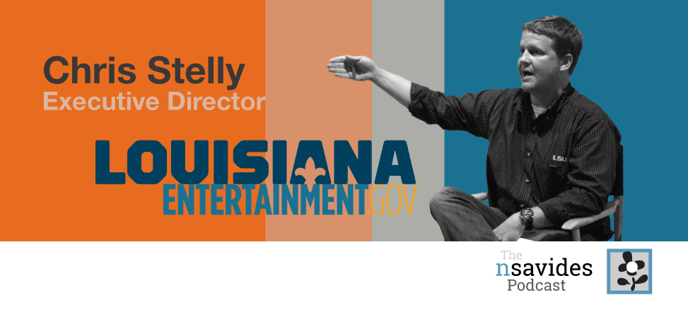 Louisiana Entertainment's Chris Stelly on Louisiana's Film