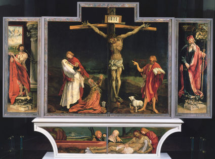 Isenheim Alterpiece