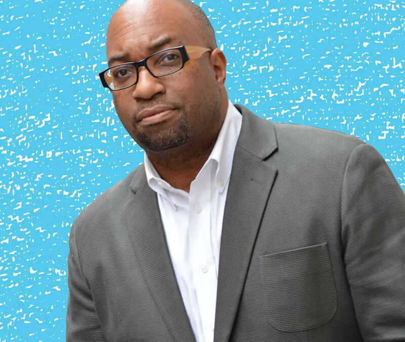 Bending Genres: Telling Your Story, Your Way, featuring Kwame Alexander