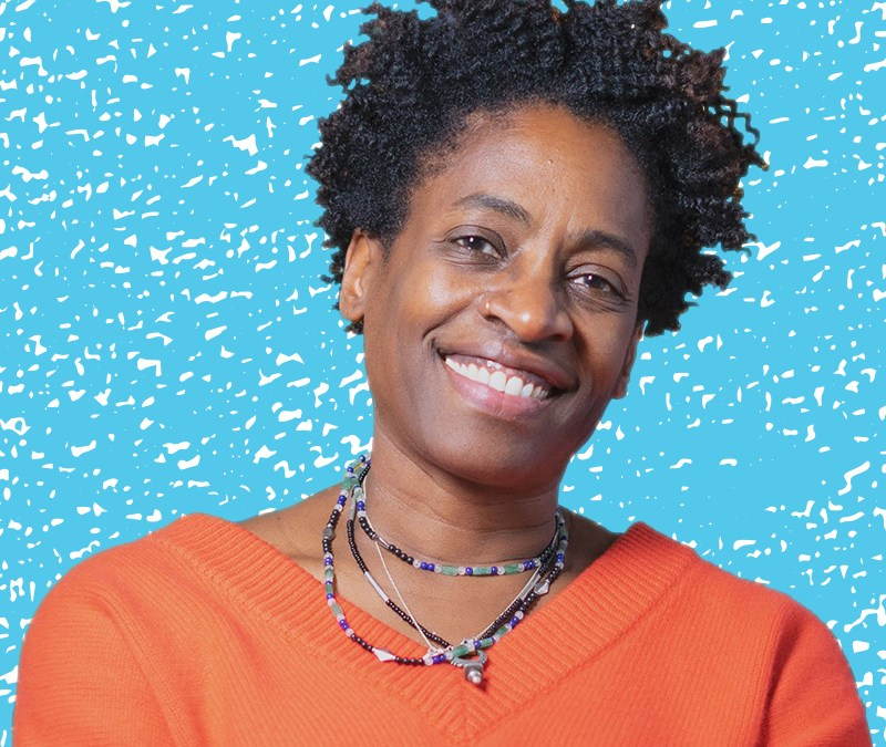 Making Your Words Matter, featuring Jacqueline Woodson
