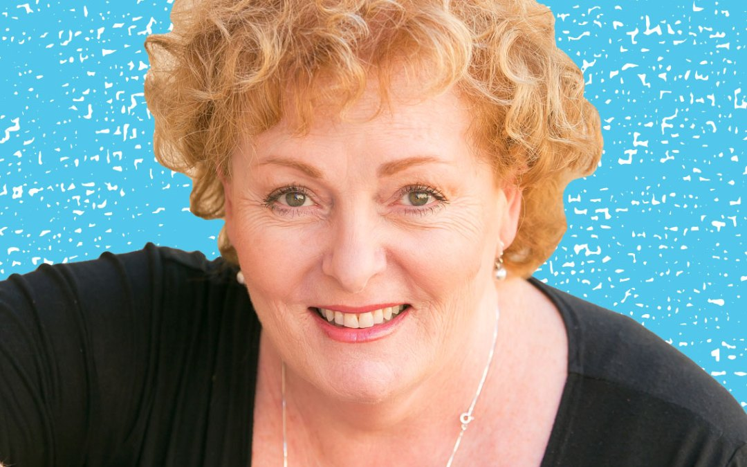 Public Speaking for Authors, featuring Betsy Graziani Fasbinder