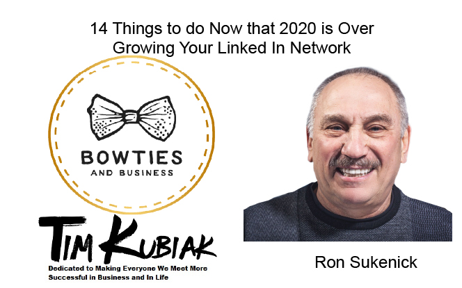 Things to Do On LinkedIn to Build Your Business Network