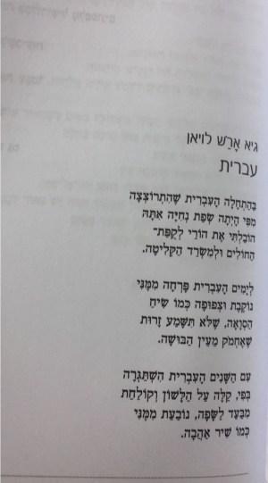 זהות איראנית בישראל גיא ארש לויאן