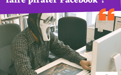 #24 Comment éviter de se faire pirater Facebook ?