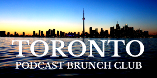 Toronto chapter of Podcast Brunch Club
