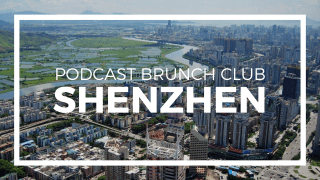 Podcast Brunch Club chapter in Shenzhen, China