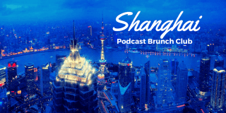 Shanghai chapter of Podcast Brunch Club