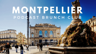 Podcast Brunch Club chapter in Montpellier, France