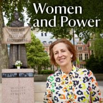 Women and Power podcast explores the fight for women's voting rights in the UK