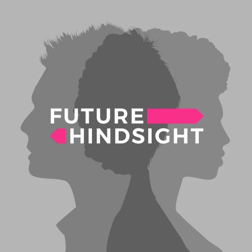 Future Hindsight podcast logo