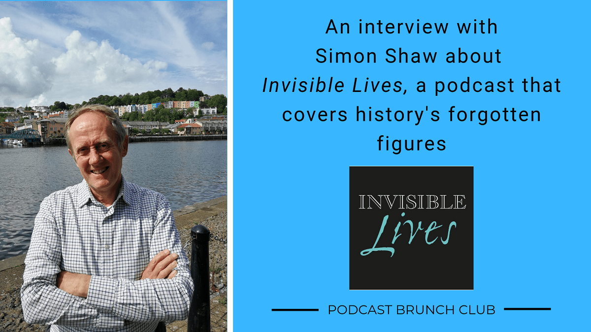 Invisible Lives Covers History's Forgotten Figures